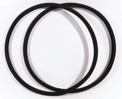 Black fixie tires